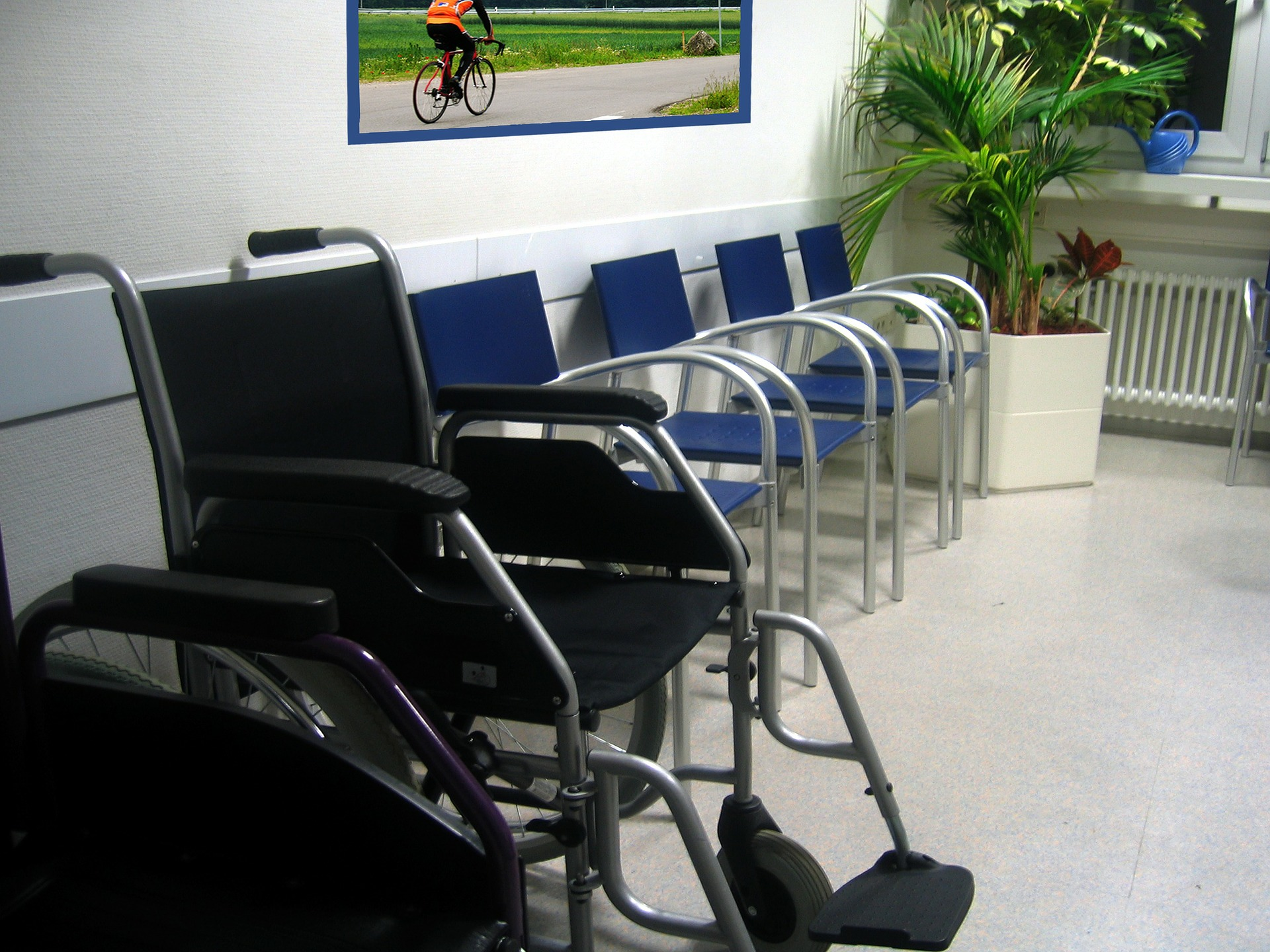 La paura come handicap permanente